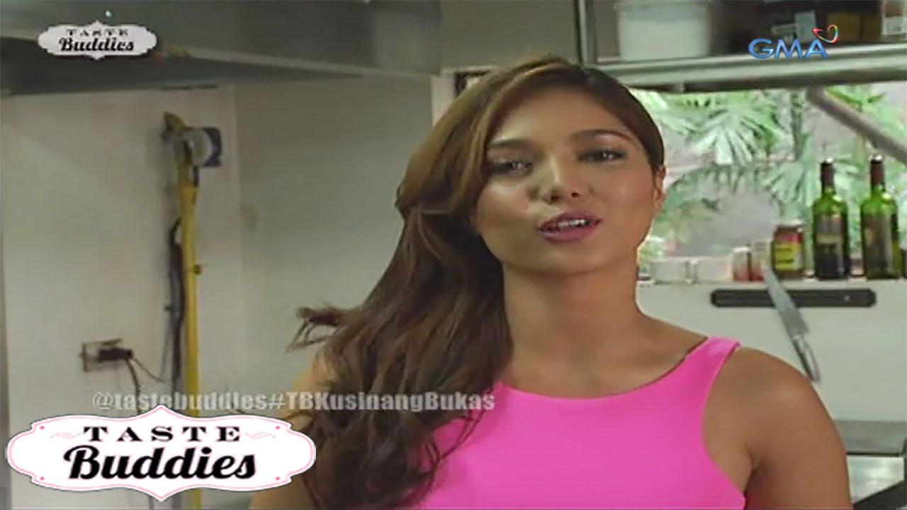 Taste Buddies: Patricia Tumulak invades the kitchen of 'Open Kitchen'