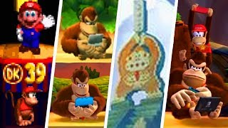 Evolution of Donkey Kong Easter Eggs (1994 - 2019)