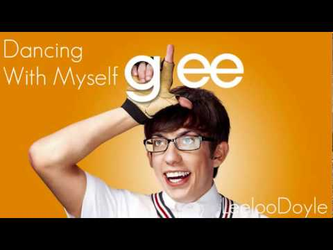 Glee Cast - Dancing With Myself (HQ) [FULL SONG].flv
