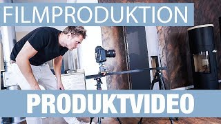 Produktvideo erstellen - Tutorial MyOfen GmbH // Job Shadow
