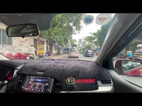Chạy thử Morning cọp 2018 Si mt | đức mua bán oto