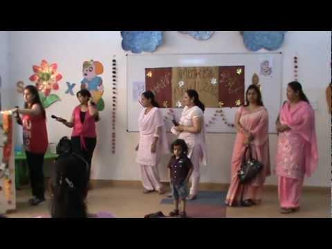 Delhi Public School Ambala Mothers day Part 1