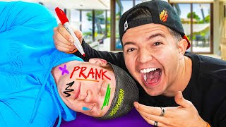 21 Ways to PRANK Unspeakable!