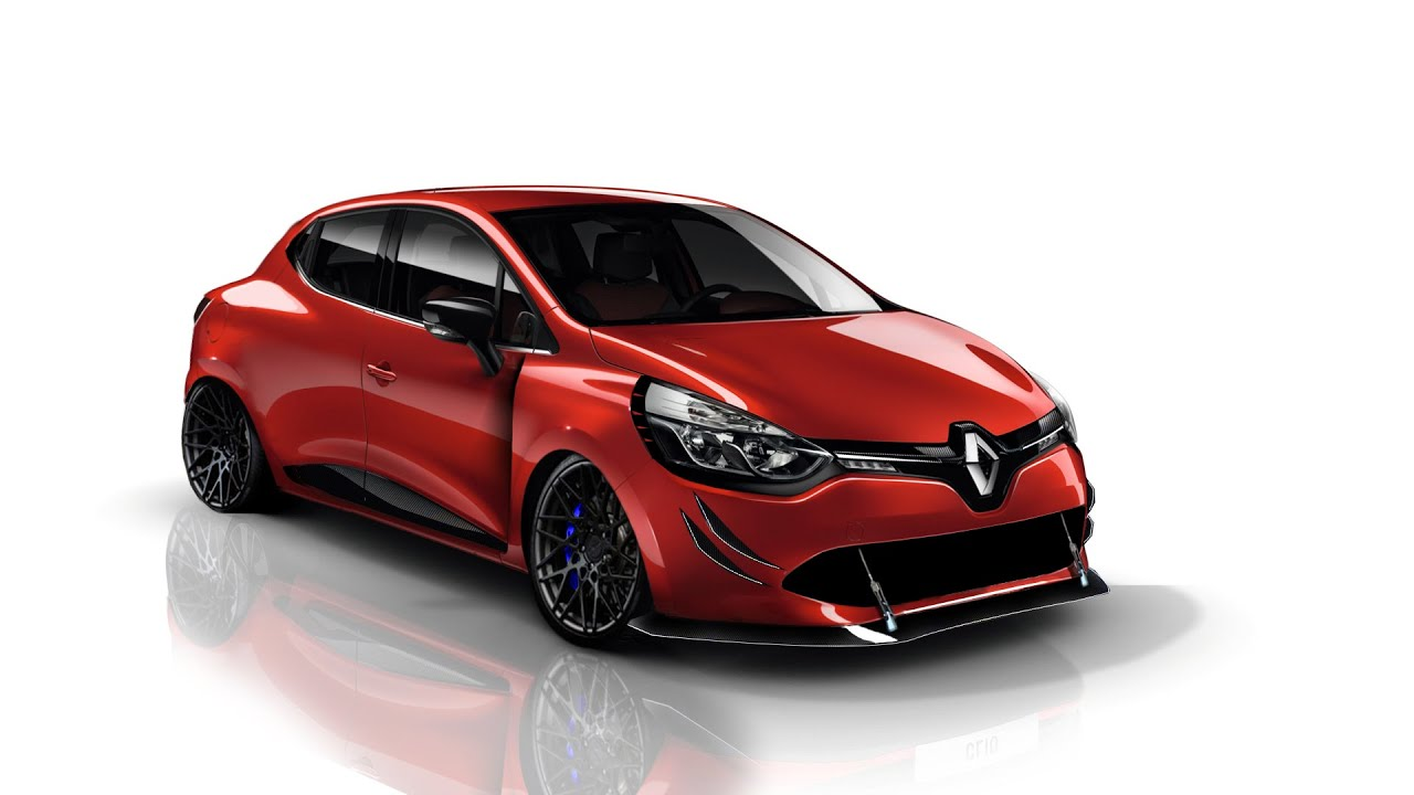 renault clio mk5 virtual tuning youtube. Black Bedroom Furniture Sets. Home Design Ideas