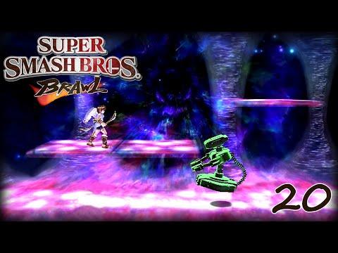 Super Smash Bros Brawl - Cap.20 El gran laberinto [Parte1]