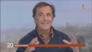 NICOLAS VANIER - INTERVIEW LAURENT DELAHOUSSE - L'ECOLE BUISSONNIÈRE - 07 octobre 2017