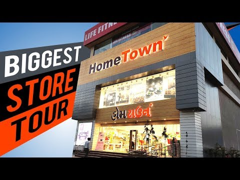 Home Town Biggest Store | Home Interior Ideas | Furnitures | Furnishing | Home Decor | Kitchenware