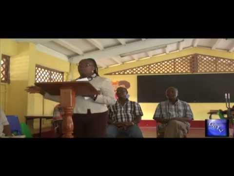 "G.B.T.V. CultureShare ARCHIVES 2014: ROLAND BENJAMIN ""Bequeath Saint Andrews Methodist School""  (HD)"