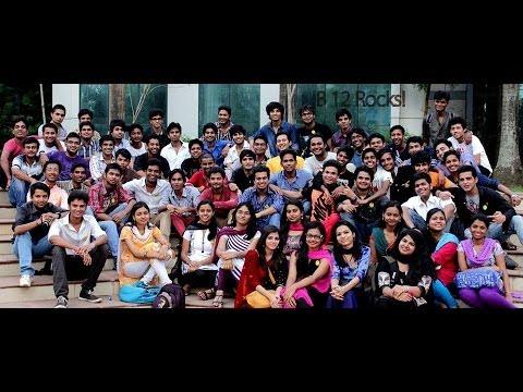 B-12(Civil Engineering) Diary of the first year memories in KIIT University, Bhubaneswar...