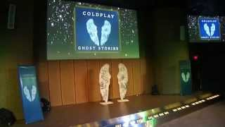 "Coldplay ""Ghost Stories"" Listening Session @WarnerMusicID"