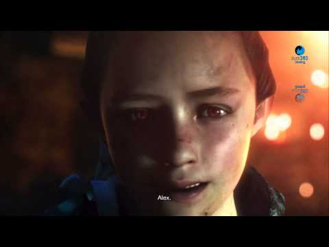 Resident Evil Revelations 2 Episode 4: Final Boss + All endings (PS4/1080p)