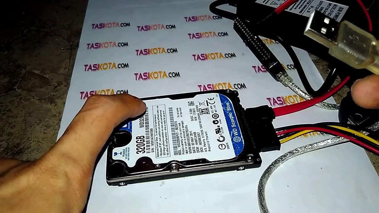 Cara Membuat Hardisk Internal Menjadi Eksternal Menggunakan Paket Dvd Instal Ulang Komputer Laptop Kabel Data R Driver Usb