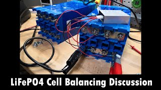 Advanced LiFePO4 Cell Balancing Discussion (and how people are getting ripped off)