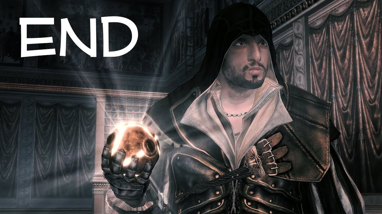 assassins creed ii ending relationship