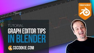 How To Use The Blender Graph Editor (Useful Tips Video)