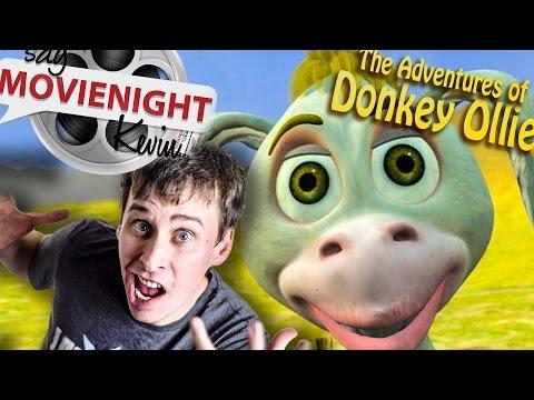 Donkey Ollie: Journey to Jerusalem | Say MovieNight Kevin