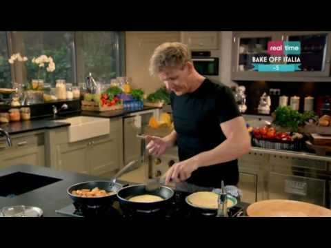 A tavola con Ramsay # 132:  Tosdada (Tortillas) di gamberi