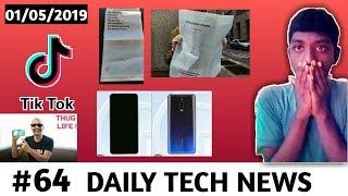 Realme X, TikTok Launch, Redmi Note 7 Pro Fortnite, OnePlus 7 Pro ? #64
