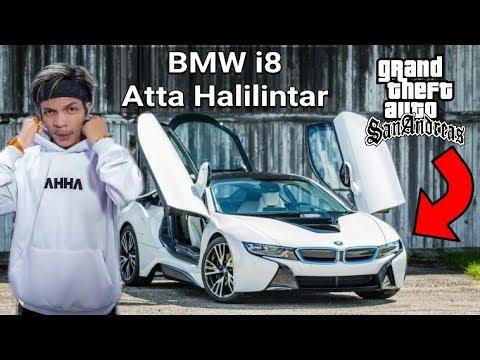 Free Download Bmw I8 Atta Halilintar Gta Sa Android Free