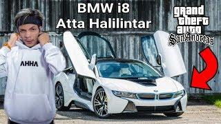 BMW i8 Atta Halilintar - Mod Mobil GTA SA Android | GTA Indonesia