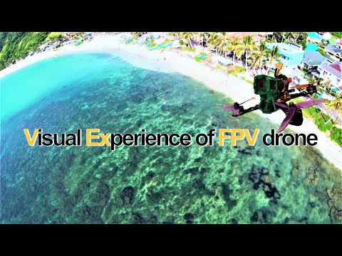 Фото Visual Experience of FPV | Freestlye Drone Cinematics | Lost in Your Eyes (feat. Anja) by TFLM