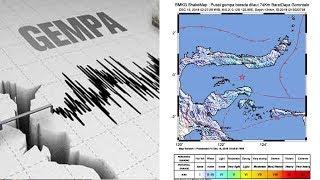 Download Video Gempa 5,2 SR Guncang Gorontalo, Tak Berpotensi Tsunami MP3 3GP MP4