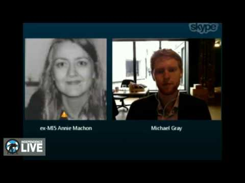 HIGHLIGHT: ExMI5 Annie Machon on the Snoopers Charter - Panama Papers interview