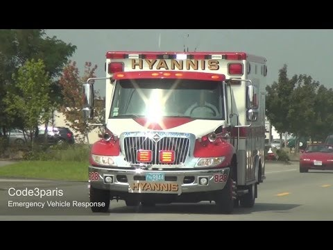 Emergency Services on Cape Cod (compilation)