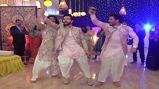 Shivaay's Sangeet in Ishqbaaz