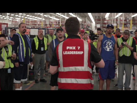 Amazon University Recruiting: Pathways Operations Manager
