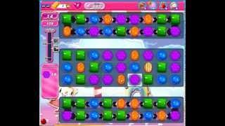 Candy Crush Saga Nivel 883 completado en español sin boosters (level 883)