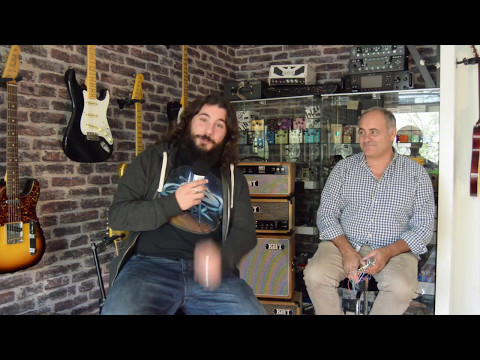 Interview: Kelt Amplification