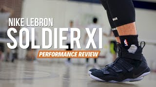 Nike LeBron Soldier 11 (XI) - Performance Review