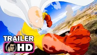 ONE-PUNCH MAN Season 2 Trailer (2018) Anime