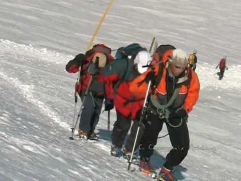 Chamonix Guiding Mont Blanc course