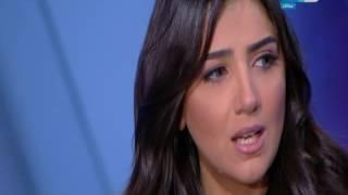 بالفيديو.. مى عمر: هجوم نسرين أمين 'صدمني'