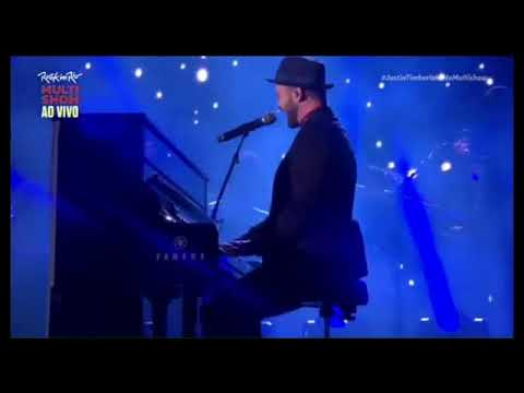Justin Timberlake - Until The End Of Time live Rock in Rio 2017