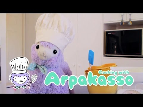 Cooking With Arpakasso! Episode 1: Chocolate Fondant