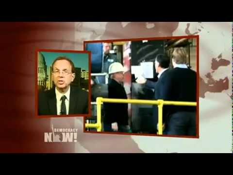 John Nichols: Romney Sweeps 3 Primaries as Embattled Wisconsin Gov. Avoids GOP Contenders