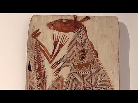 Indigenous Australia: Masterworks from the National Gallery of Australia - Ausstellung in Berlin