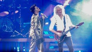 【4K】2020 - QUEEN+Adam Lambert -I Was Born To Love You-Saitama Super Arena1,Japan