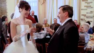 Полное видео свадьбы