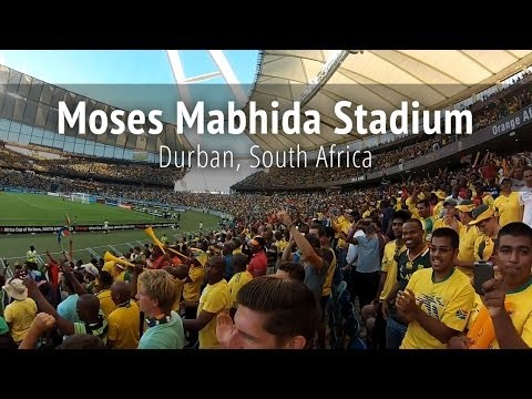 Moses Mabhida Stadium - Durban, South Africa