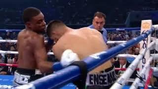 Errol Spence vs Carlos Ocampo | 1st Round KO Shots