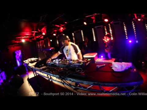"""DJ EZ - Southport 50 2014 - Part 2 of the """"epic"""" set"""