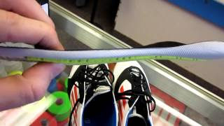Adidas F50 adiZero miCoach Unboxing and Review