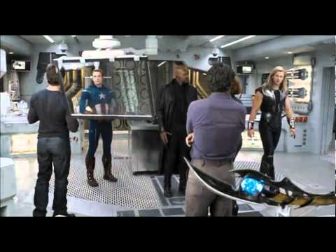 The Avengers – Trailer Italiano