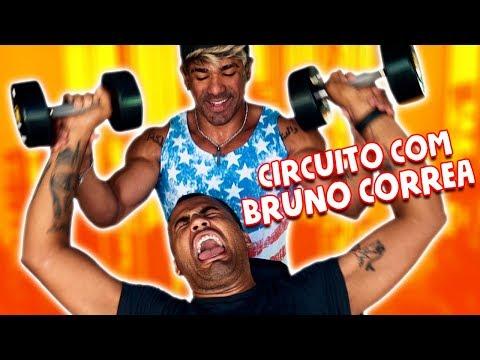 CIRCUITO COM BRUNO CORREA  VLOG 107