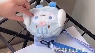 범쓰컴퍼니 - 돼지모자 마이멜로디 시나모롤 키티 핸드폰…