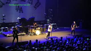 THE AMITY AFFLICTION LIVE HAMMERSTEIN BALLROOM NYC OCTOBER 2019